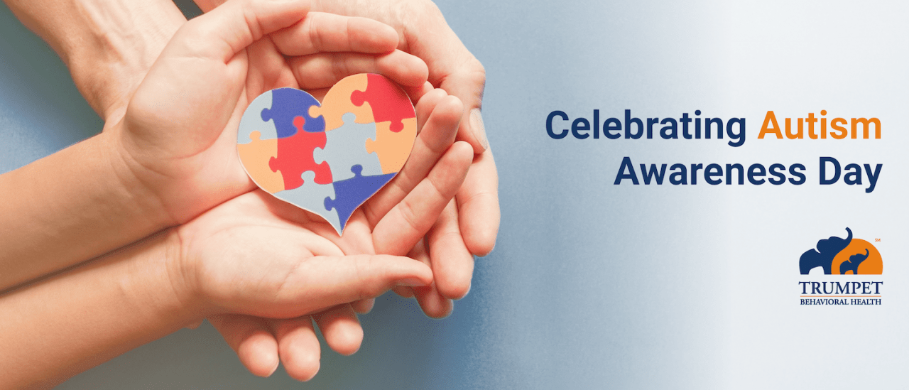 Celebrating Autism Awareness Day